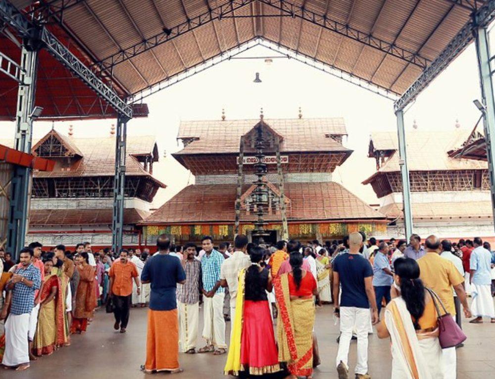 Pilgrimage places in Kerala